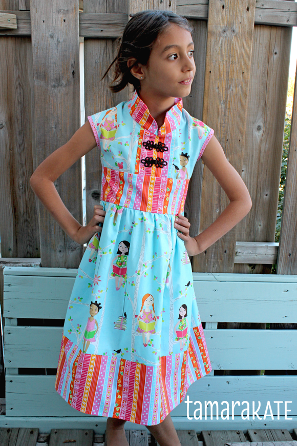 quiet time dress2