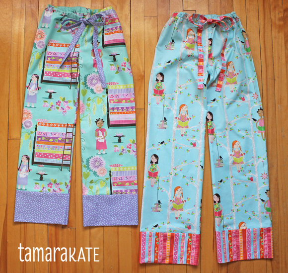 quiet time pyjama pants2