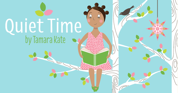 quiet time header