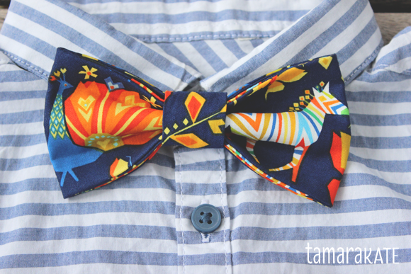 tamara kate pride bow tie