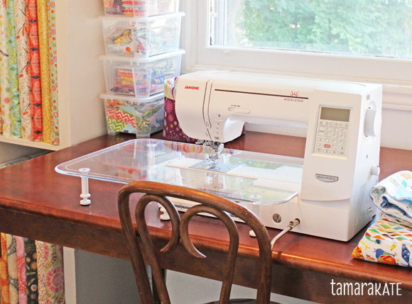 tamara kate sewing room