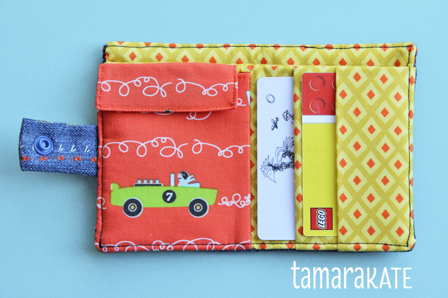tamara kate boys wallet