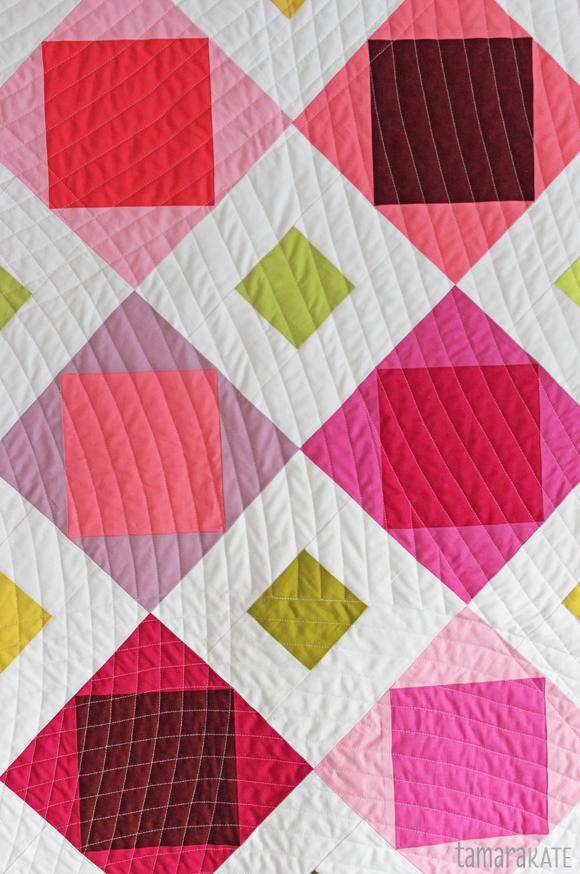 tamara kate - bloomin quilt detail2