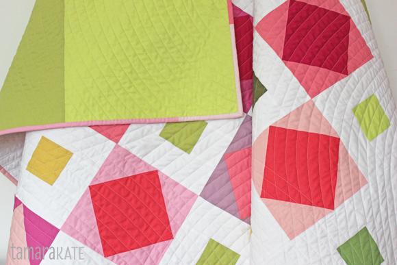 tamara kate - bloomin quilt detail3