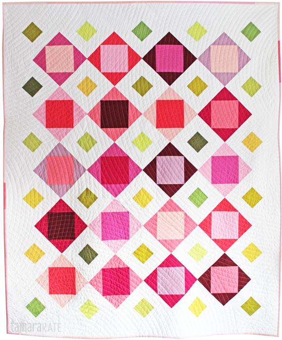 tamara kate - bloomin quilt