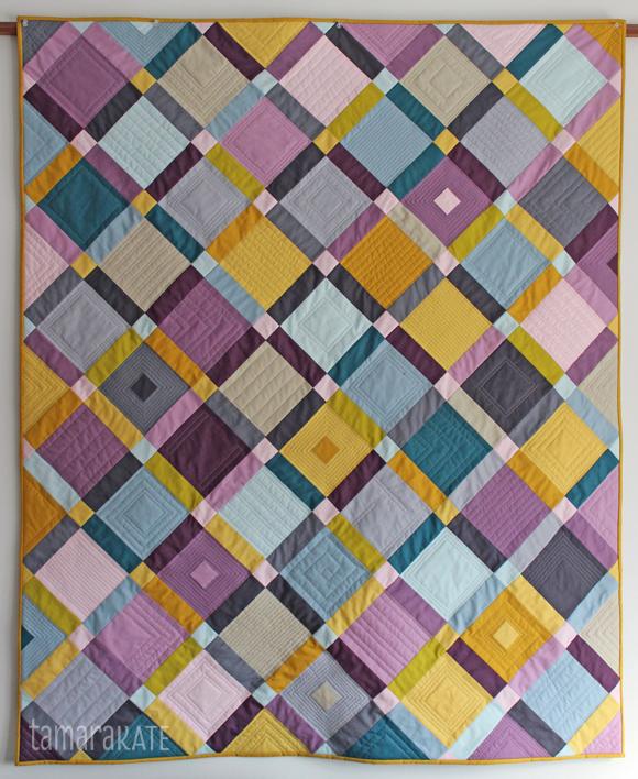 tamara kate - cobblestone quilt