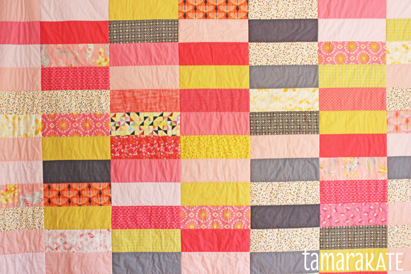 railroad quilt detail2 - tamara kate