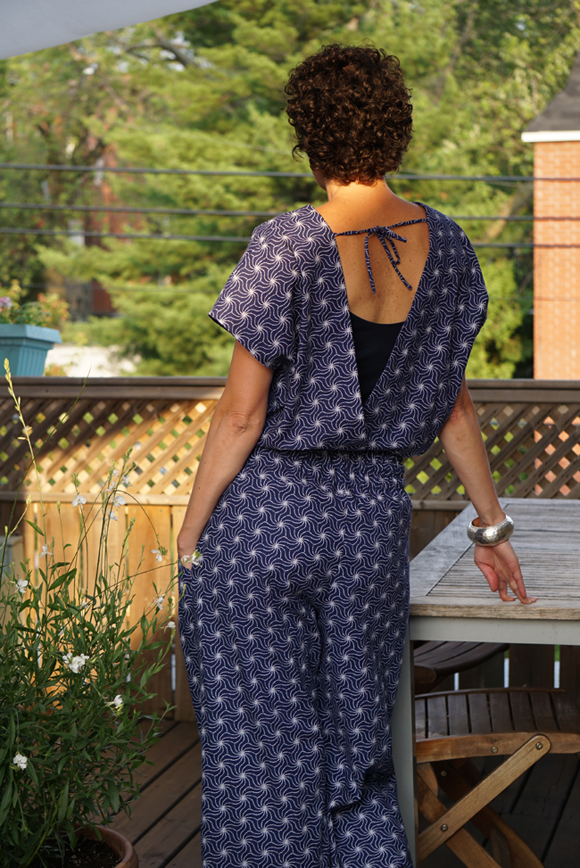 jumpsuit hack back