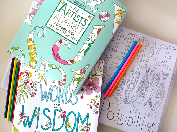 tamara kate coloring books