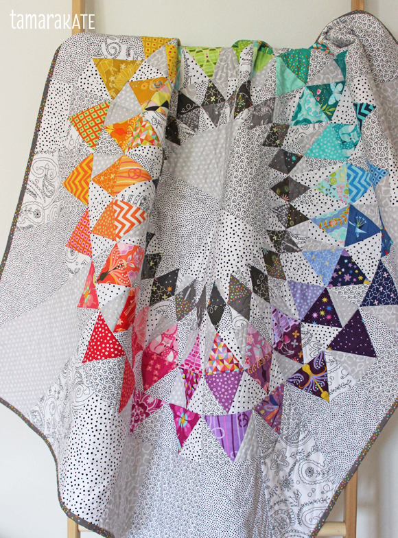 whatever the weather quilt2 - tamara kate